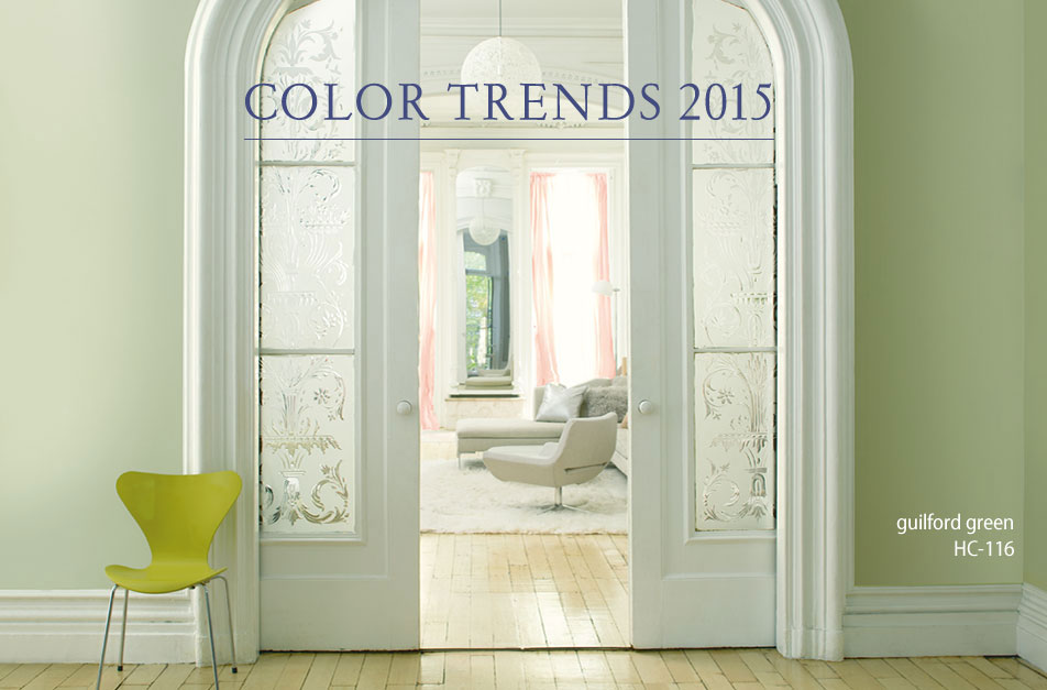 2015 hottest color trends